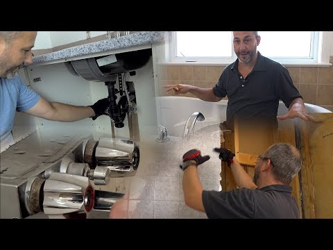 DIY Bathroom Demolition Tips to Save YOUR Money! A to Z