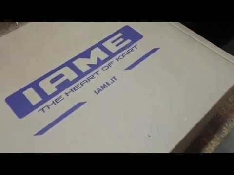 Unboxing - IAME KA100 Engine Package