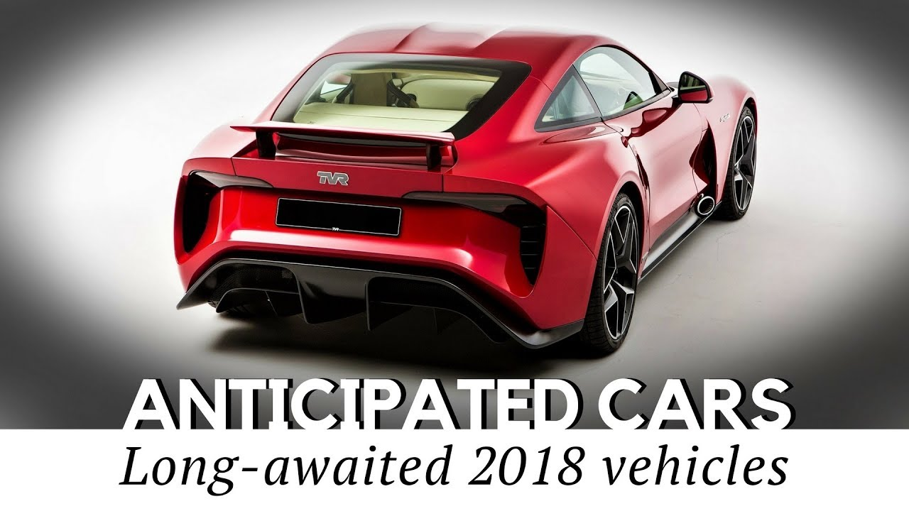 10 most anticipated cars worth waiting for in 2018 latest news and rumors youtube. Black Bedroom Furniture Sets. Home Design Ideas