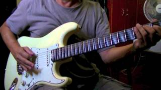 Faiska Borges Tirando  onda 1 - Behind The Veil -Jeff Beck