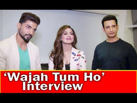 Wajah Tum Ho Movie 2016 | Interview | Sana Khan, Sharman Joshi, Gurmeet Choudhary
