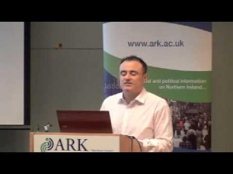 ARK Seminar: Public Attitudes to Peace Walls