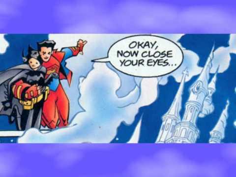 Superboy/Batgirl // Teenage Dream