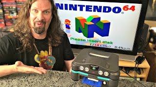 FOUND: Ultra-Rare Nintendo Prototype N64 Add-On (US Version of 64DD)