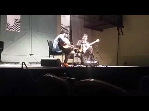 Scarlatti Sonata in C minor K11 Joseph Tawadros - Oud, Jose Maria Gallardo del Rey - Guitar