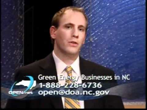 NC Renewable Energy & Energy Efficiency Industry Types.flv