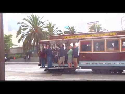 AMAZING ROAD TRIP USA San Francisco   1080p