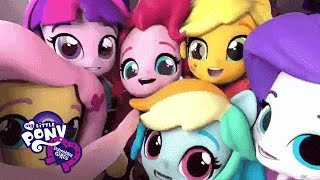 My Little Pony Equestria Girls Latino América - Minis: Noche de Chicas