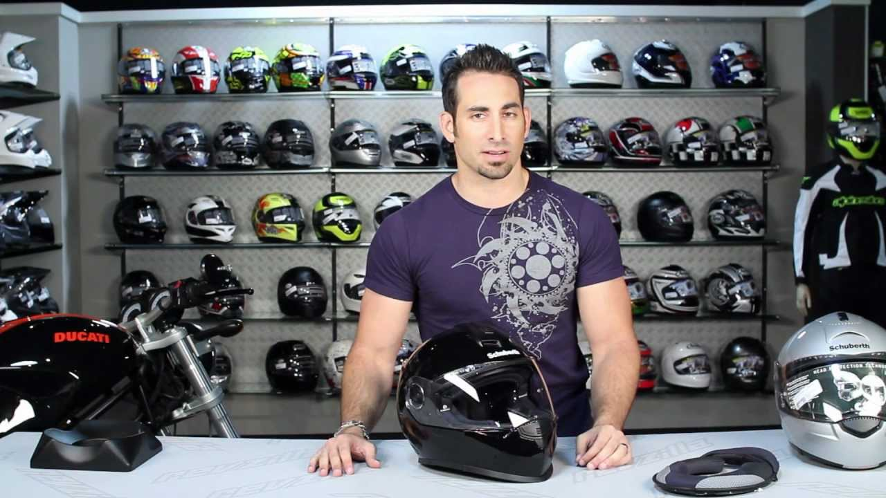 Schuberth S2 Review >> Schuberth S2 Helmet Review At Revzilla Com