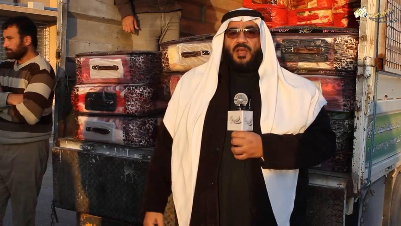 تبرعات المملكة العربية السعودية للاخوان السوريين في الاردن ...