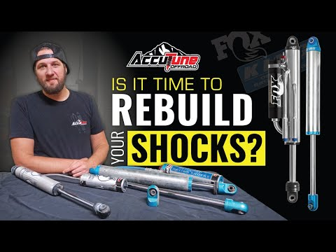 Is It Time To Rebuild Your Shocks?