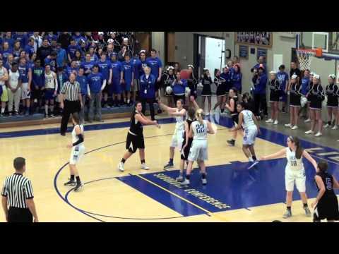 Liberty blue jays Girls High School basketball vs Park Hill south home fri feb 27th