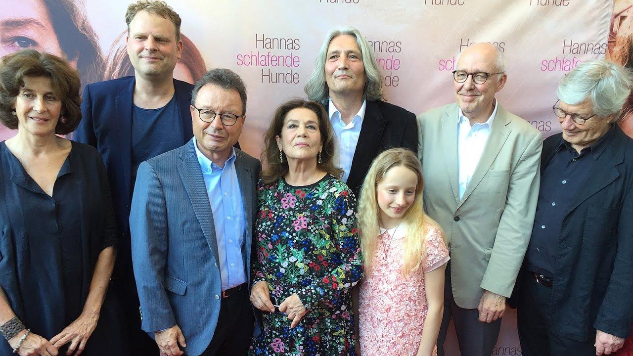 Nico liersch family - Filmpremiere Hannas Schlafende Hunde Im Sendlinger Tor Kino