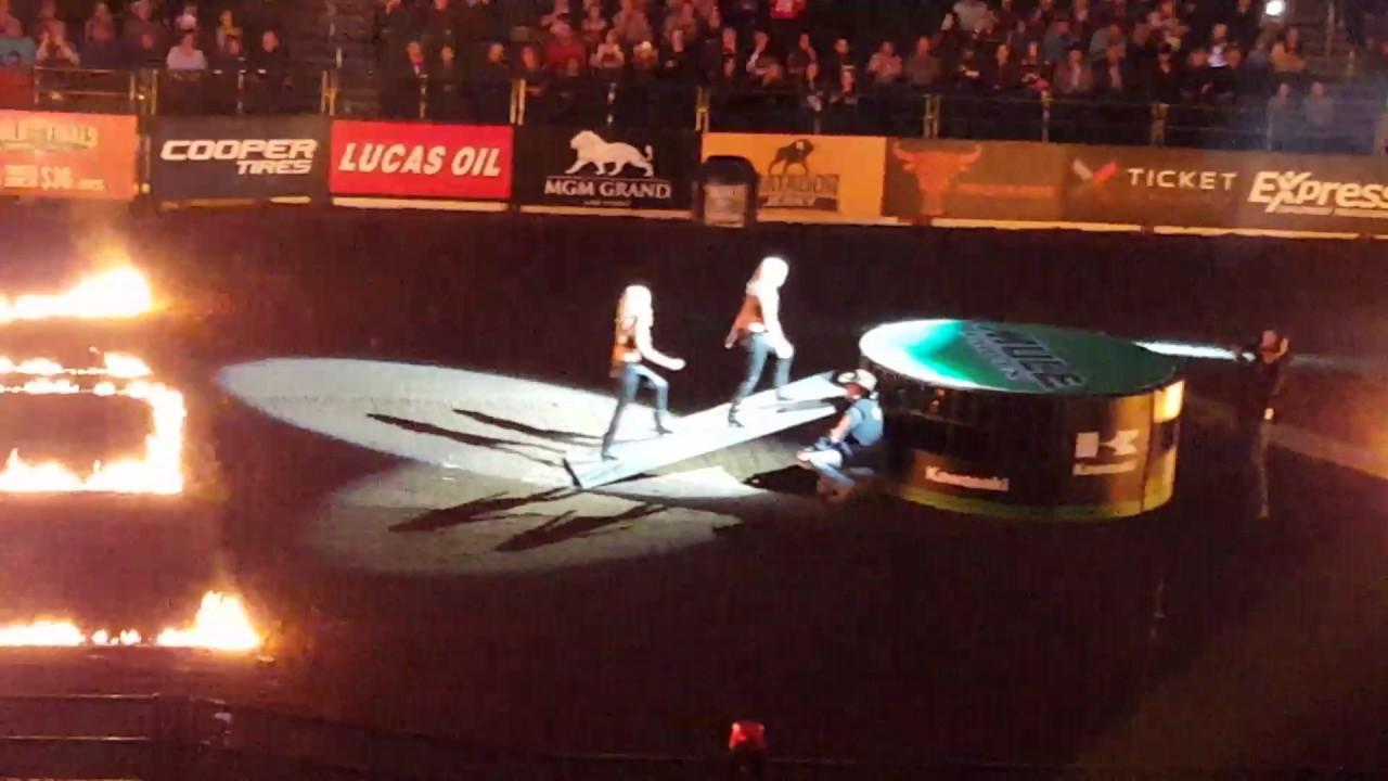 Pbr Rodeo Sprint Center Kansas City Youtube