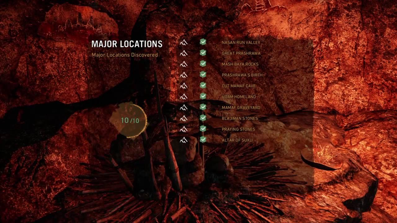 Far Cry Primal 100