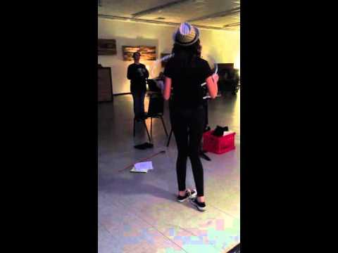 Christmas Island Choreography