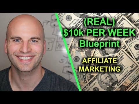 How I Make $10k Per Week With Affiliate Marketing