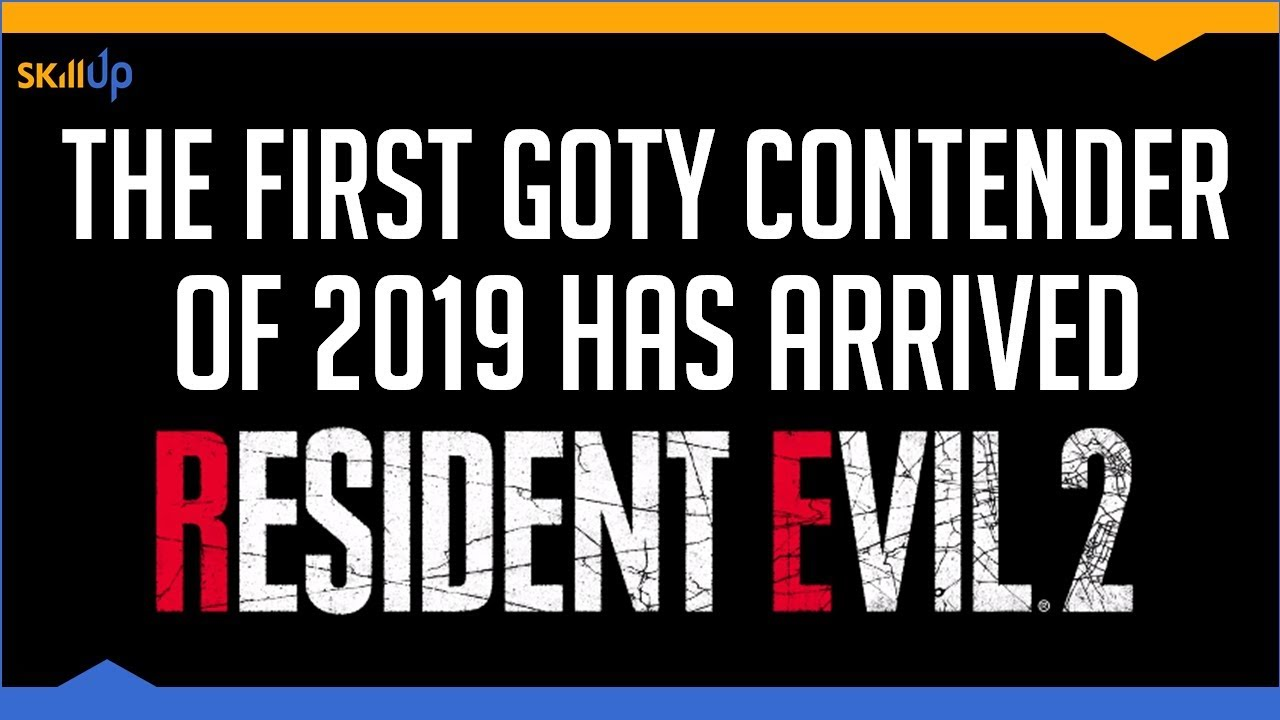 Resident Evil 2 - A Brief análisis (2019) [100% Spoiler Free] Juego de PC + vídeo