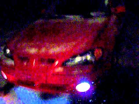2001 Pontiac Grand Am GT with undercover strobe lights