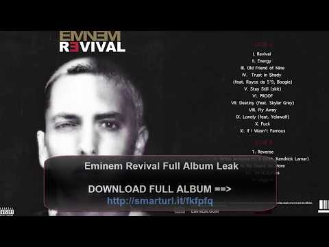 Eminem Revival Full Album Download