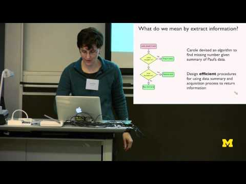 Sketching Streaming Data: Efficient Collection & Processing | Lectures On-Demand