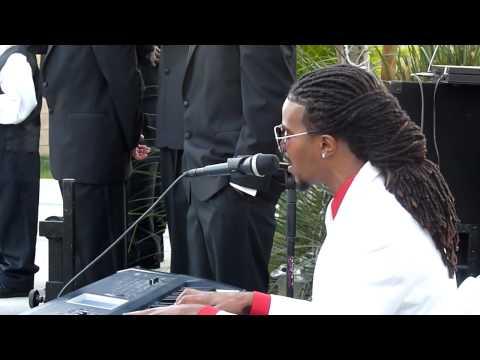 Tony Conway singing Wedding Vows by Jamie Foxx