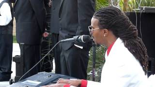 Tony Conway singing Wedding Vows by Jamie Foxx