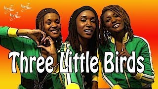 Three Little Birds Bob Marley Live Cover by 3b4jHoy