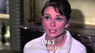 My Best Actress Winners (1930-2013)