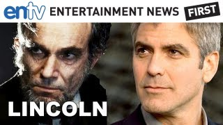 George Clooney Related To Abraham Lincoln? ENTV