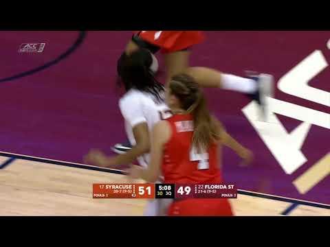 Highlights | Syracuse at Florida State