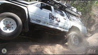 Hillclimb Crash