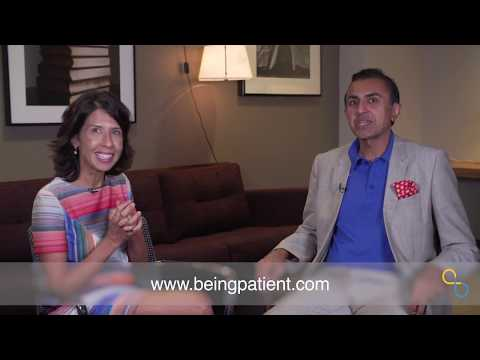 Being Patient In Conversation with Dr Murali Doraiswamy Full Interview
