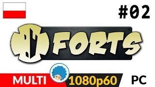 FORTS PL ze Staszkiem 🏰 odc.2 - Alpaki walczące o terytorium