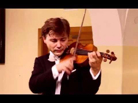 Manrico Padovani- Paganini Capriccio 4 in c minor - Live in Vienna - 3 of 11