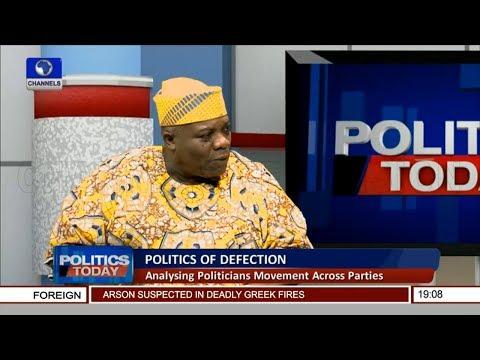 Why Saraki May Leave APC - Doyin Okupe Pt 2 | Politics Today |