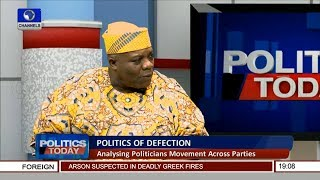 Why Saraki May Leave APC - Doyin Okupe Pt 2 | Politics Today |