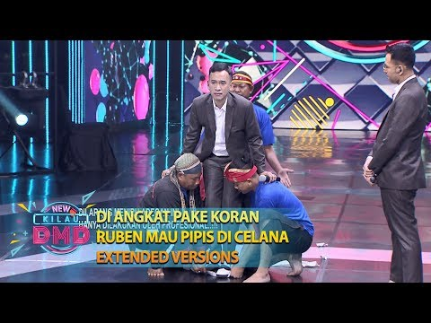 Ruben Panik di Angkat Pake Koran Part 3  - New Kilau DMD (4/12)