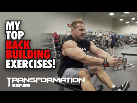MY TOP BACK BUILDING EXERCISES! MY PHYSIQUE TRANSFORMATION EPISODE 2.