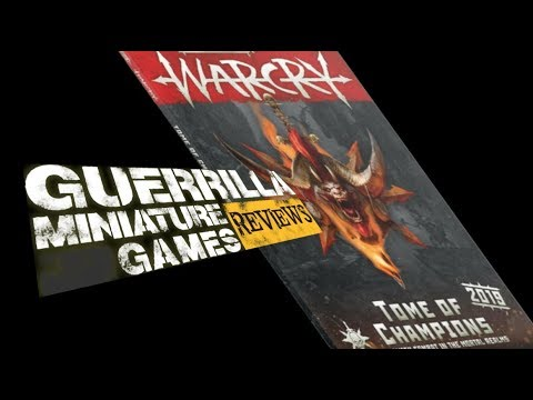 GMG Reviews - WARCRY: Tome of Champions (2019 Annual)