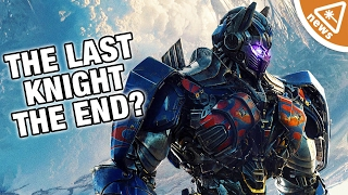 """What the """"New Beginning"""" Means for Transformers The Last Knight (Nerdist News w/ Jessica Chobot)"""