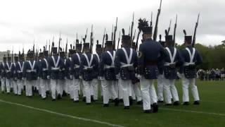The Citadel Summerall Guards and The Long Gray Line 2013