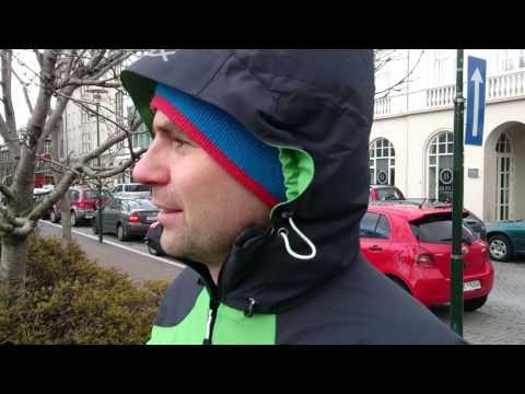 Marijuana-protester i Reykjavik