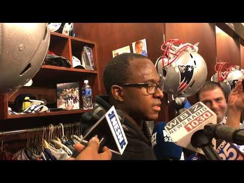 Matthew Slater: Patriots Special Teams Were