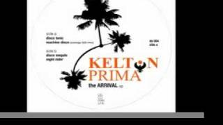 Kelton Prima - Disco Tonic