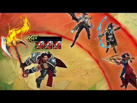 Most Clutch TFT Win EVER | TFT Epic & Funny Moments #19 (Teamfight Tactics)
