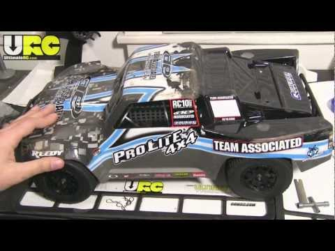 Team Associated ProLite 4x4 - my thoughts
