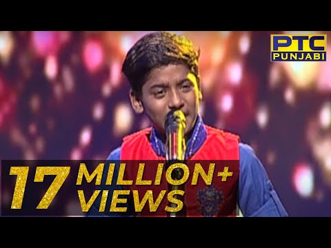 NAND Singing MEIN LAJPALAN | Voice of Punjab Chhota Champ 3
