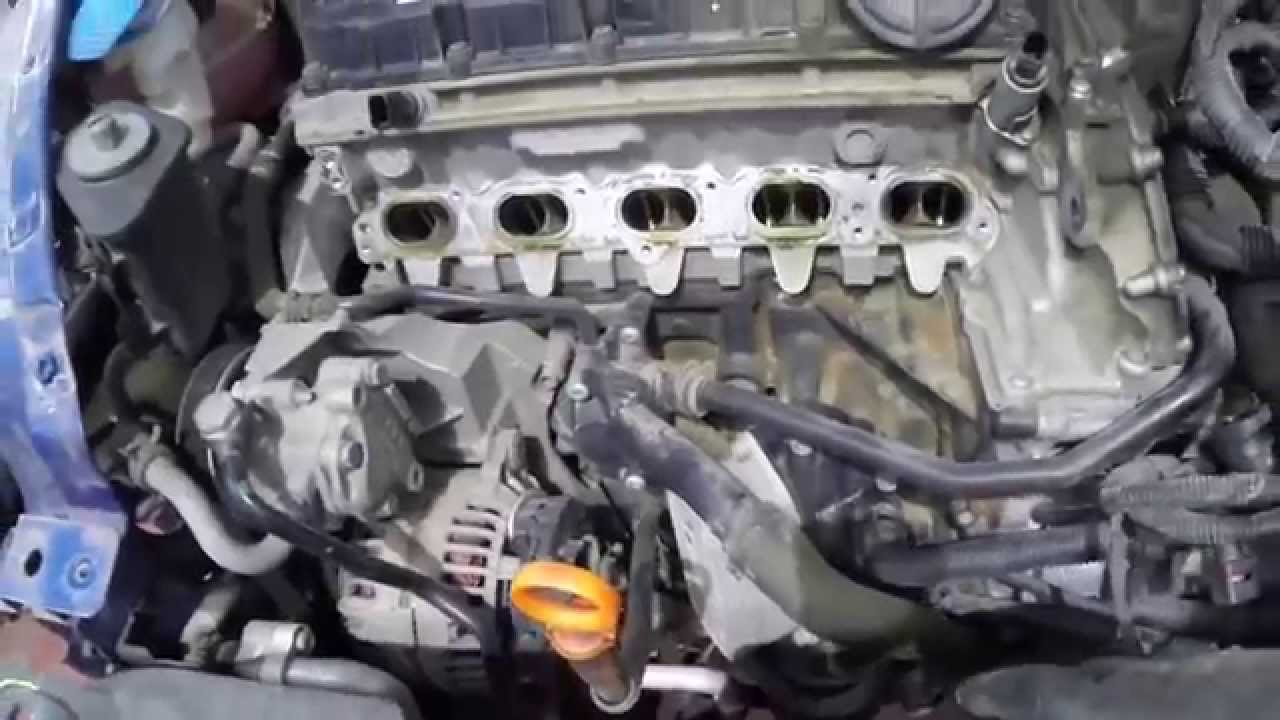 2008 New Beetle 2 5L thermostat replacement YouTube