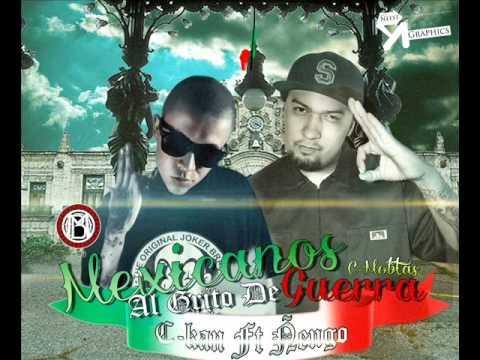Mexicanos al grito de guerra c kan ft ketzal la mafia for Donde esta el mural de adan zapata